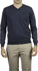 Sweter Francesco Pieri w stylu casual z wełny
