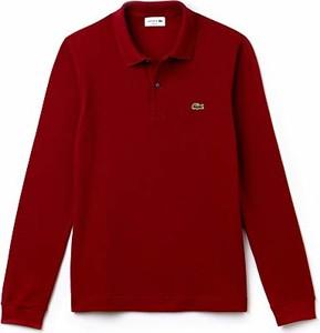d32b742fb Koszulki polo męskie z długim rękawem Lacoste, kolekcja lato 2019