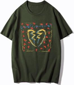 Zielony t-shirt Kendallme z krótkim rękawem