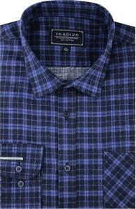Koszula Pradizo w stylu casual z tkaniny