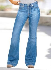 Jeansy Sandbella z jeansu