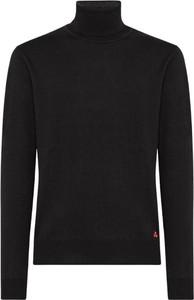 Czarny sweter Peuterey