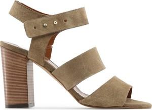 Sandały Made In Italia z klamrami