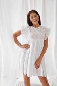 84cae6962 Sukienka Rose Boutique w stylu casual oversize z bawełny