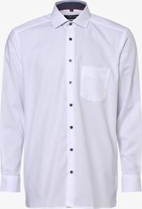 Koszula Andrew James z klasycznym kołnierzykiem z długim rękawem z bawełny