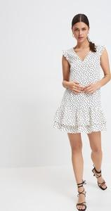 Sukienka Mohito mini z krótkim rękawem