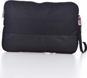 Czarna torba Redskins