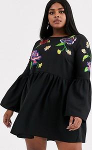 Sukienka Asos koszulowa