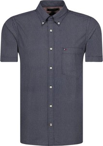 Koszula Tommy Hilfiger z krótkim rękawem w stylu casual