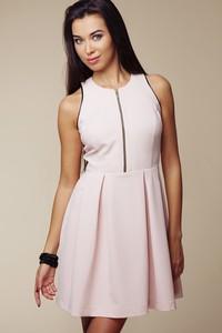 Sukienka sukienki.pl z okrągłym dekoltem