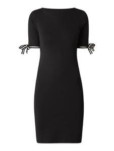 Sukienka Ralph Lauren z dżerseju z okrągłym dekoltem