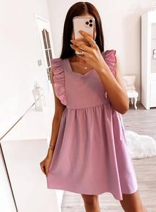 Sukienka Pakuten mini bez rękawów