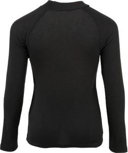 Czarna koszulka dziecięca WED'ZE