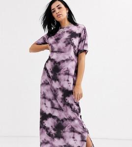 Sukienka Rokoko z okrągłym dekoltem