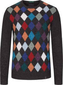 Sweter Colours & Sons z wełny