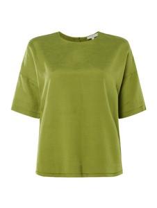 Bluzka Jake*s Casual w stylu casual z bawełny z krótkim rękawem