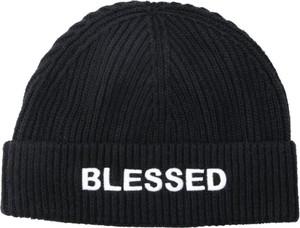 Czarna czapka Tommy Hilfiger