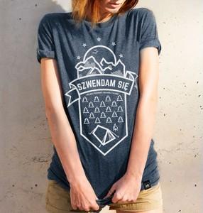 T-shirt szwendamsie.pl