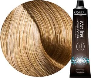 L'Oreal Paris Loreal Majirel Cool Cover | Trwała farba do włosów o chłodnych odcieniach - kolor 9.3 bardzo jasny blond złocisty 50ml - Wysyłka w 24H!