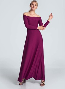 Sukienka Figl z krótkim rękawem maxi