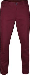 Spodnie Casino z tkaniny