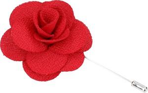 Dobrze Dodane ozdoba do butonierki czerwona róża