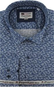Koszula Redpolo z długim rękawem z tkaniny