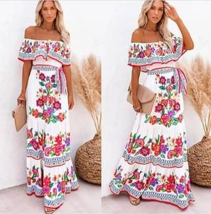 Sukienka Paris hiszpanka