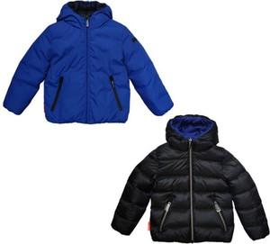 Niebieska kurtka dziecięca Rrd