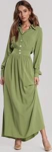 Sukienka Renee z długim rękawem w stylu casual