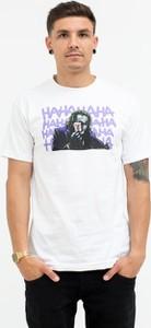 T-shirt Dgk z bawełny z krótkim rękawem