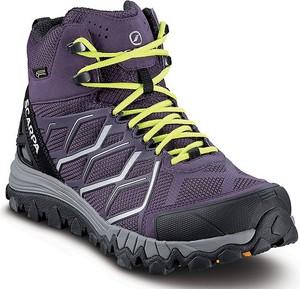 Buty trekkingowe Scarpa sznurowane w sportowym stylu