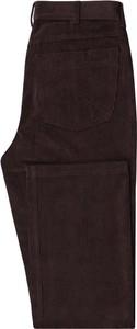 Czarne spodnie giacomo conti w stylu casual