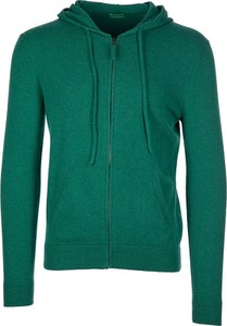 Zielony sweter United Colors Of Benetton w stylu casual