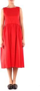 Sukienka Emme Di Marella z okrągłym dekoltem