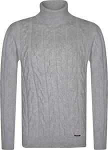 Sweter Denim Culture z wełny