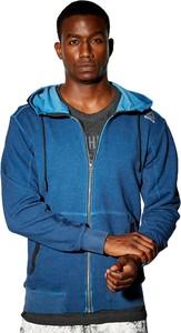 Bluza Reebok z dresówki w młodzieżowym stylu