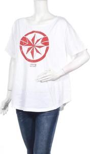 Bluzka Marvel z okrągłym dekoltem