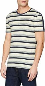 T-shirt Garcia z krótkim rękawem w stylu casual