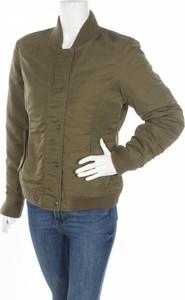 Zielona kurtka myMo w stylu casual
