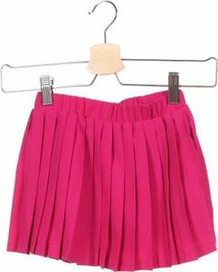 Różowa spódniczka dziewczęca Prada