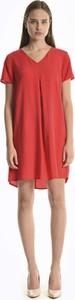 Czerwona sukienka Gate mini