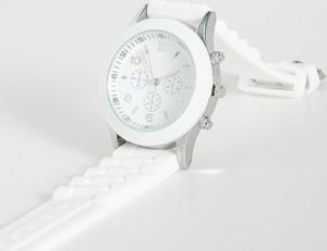 Sinsay - Biały zegarek - Biały