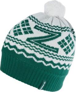 Zielona czapka Adidas Originals w młodzieżowym stylu