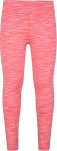 Różowe legginsy dziecięce Mountain Warehouse dla dziewczynek