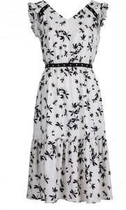 Sukienka VISSAVI mini bez rękawów