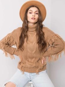 Sweter Sheandher.pl z wełny w stylu casual