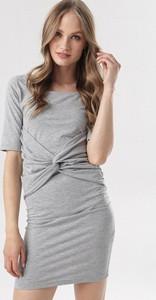 Sukienka born2be w stylu casual z krótkim rękawem mini