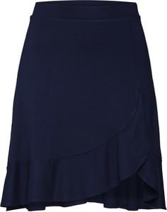 Granatowa spódnica Esprit mini