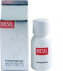 Diesel, Plus Plus Feminine, Woda toaletowa, 75 ml